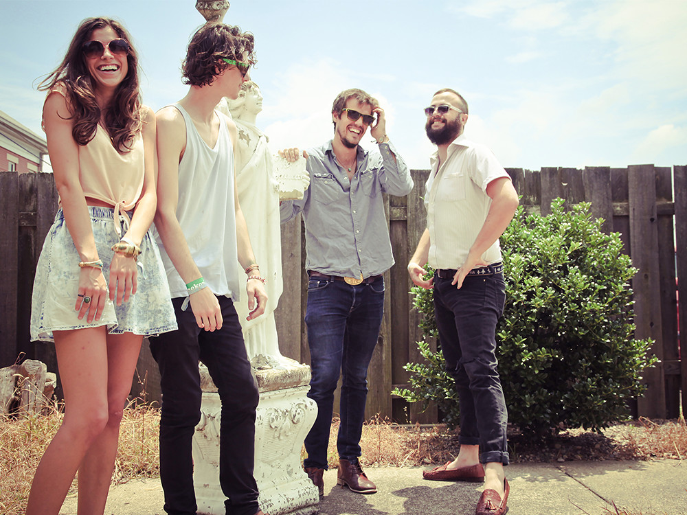 Image of Houndmouth
